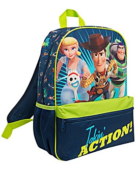 Disney Toy Story Backpack With Pocket