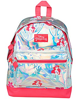Disney Ariel Holographic Backpack