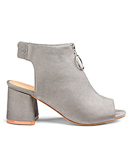May Shoe Boots Wide Fit