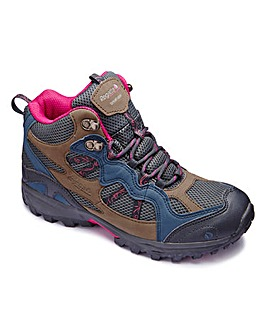 Ladies Regatta Crossland Boots Wide E Fit