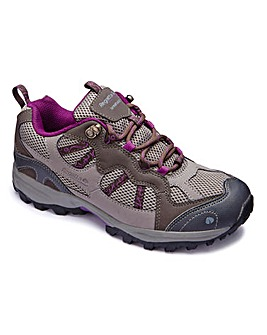 Regatta Ladies Crossland Shoes Wide E Fit