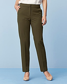 Magisculpt Tapered Leg Tailored Trousers Regular