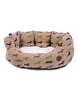 Petface Deli Dog Pet Bed