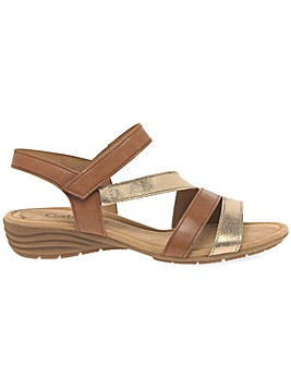 Gabor Earl Standard Fit Casual Sandals