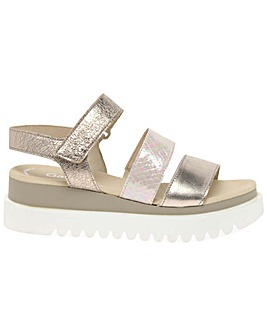 Gabor Billie Standard Fit Casual Sandals