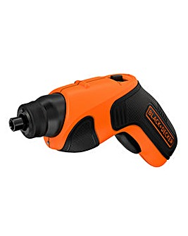 Black + Decker 3.6V Screwdriver