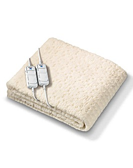 Beurer Fleece Heated Cover - King