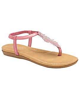 Dunlop Rue women's standard fit sandals