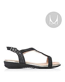 M By Moda Nikkio Sandals