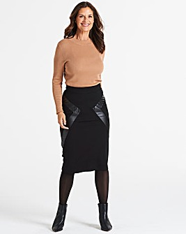 I.Scenery Nille Midi Skirt