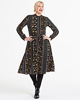Vero Moda Ally Midi Dress