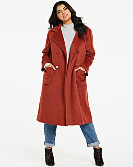 Helene Berman Double Breasted Coat