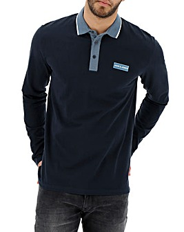 Jack & Jones Long Sleeve Ozero Polo