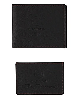 Ben Sherman Leather Wallet & Card Holder