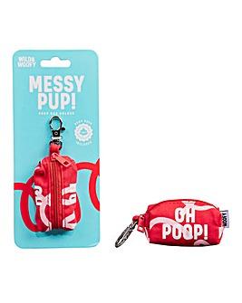 Wild & Woofy Poop Bags Holder