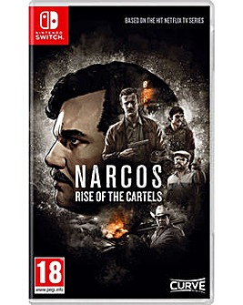 Narcos Rise of The Cartels Nintendo Sw