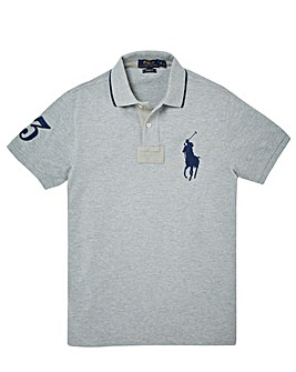 Polo Ralph Lauren Mighty Tipped Big Pony Polo Shirt