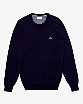 Lacoste Crew Neck Jumper