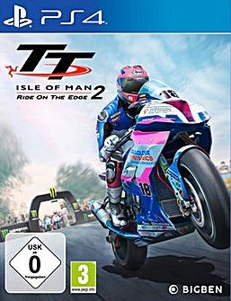 TT Isle of Man Ride on the Edge 2 PS4