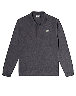 Lacoste Long Sleeve Polo