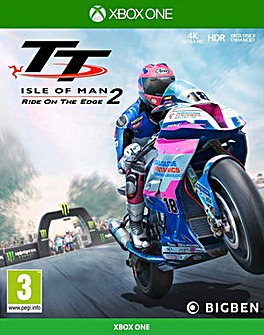 TT Isle of Man Ride on the Edge 2 XB1