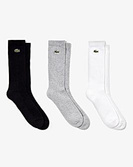 Lacoste Multi Pack Socks
