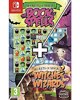 Secrets of Magic 1 and 2 Switch