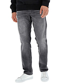 Jack & Jones Tim Grey Slim Jean