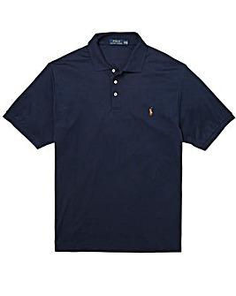 Polo Ralph Lauren Mighty Pima Cotton Short Sleeve Polo Shirt