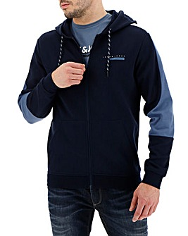 Jack & Jones Joey Sweat Zip Hood
