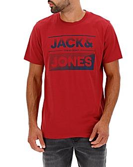 Jack & Jones Sead Crew Neck Tee