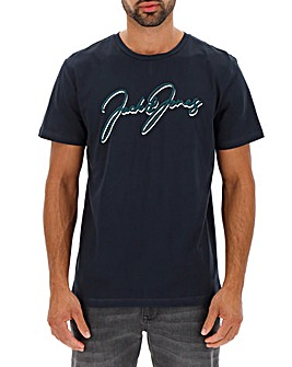 Jack & Jones Dusto Crew Neck Tee