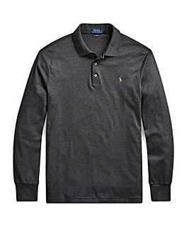 Polo Ralph Lauren Long Sleeve Pima Polo Regular