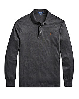 Polo Ralph Lauren Long Sleeve Pima Polo Long