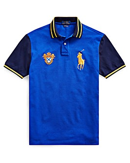 Polo Ralph Lauren Basic Mesh Polo Long