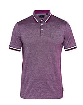 Ted Baker Tall Tipped Polo Shirt