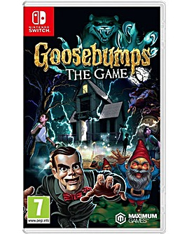 Goosebumps The Game Nintendo Switch