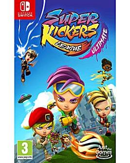 Super Kickers League Ultimate Nintendo