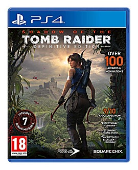 Shadow of the Tomb Raider Definitive Ed