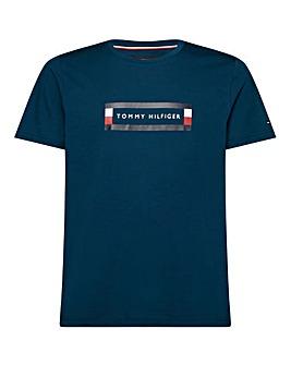 Tommy Hilfiger Corp Box Logo T-Shirt