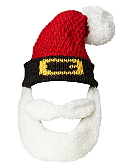 Joe Browns Santas Here festive Hat