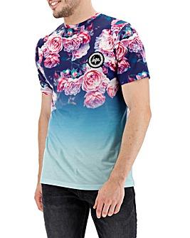 Hype Rose Fade T-Shirt