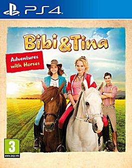 Bibi  Tina Adventures with Horses PS4