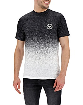 Hype Speckle Fade T-Shirt Long