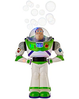 Toy Story Buzz Character Bubble Blower