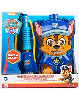 Paw Patrol Water Blaster Backpack Chase