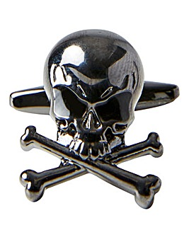 Joe Browns Skull & Bones Cufflinks