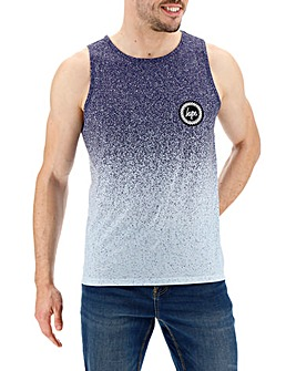 Hype Speckle Fade Vest Long