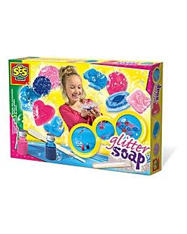 Children's Make Your Own Glitter Soaps