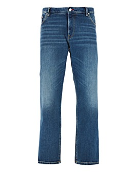 "Tommy Hilfiger Madison Straight Jean 32"""